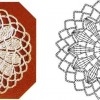 diagrams crochet circles