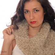 fashion knitted cowl