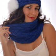 funny  knitted headband