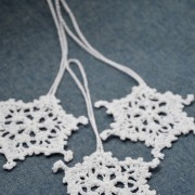 Christmas ideas - crochet Snowflakes